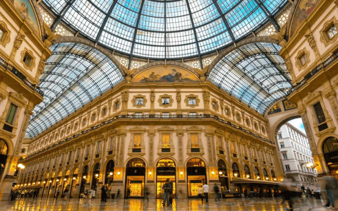 Découverte de Milan