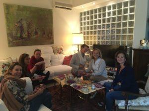 Café discussion Italien @ Chez Roberta