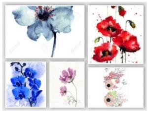 Atelier créatif Aquarelle @ Atelier Azzurro