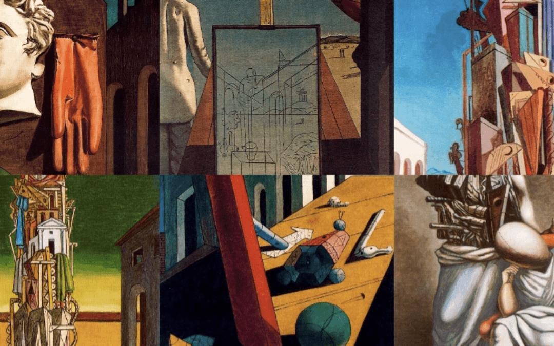 Rétrospective Giorgio De Chirico