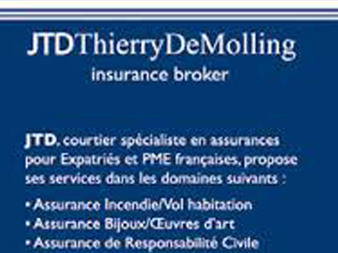 JTD Thierry De Molling