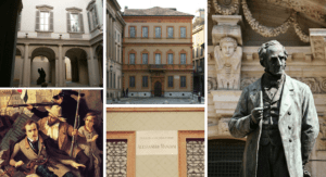 ITINÉRAIRE A LA DÉCOUVERTE DU RISORGIMENTO @ Palazzo Moriggia