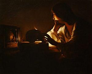 """Histoire de l'art : """"La lumière chez Georges de la Tour"""" @ Siège de Milan Accueil"""
