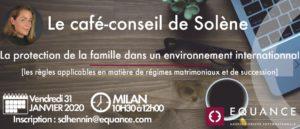 Café conseil de Solène