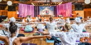 Cours de Yoga KUNDALINI @ Milan Acueil