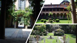 LES COURS SECRÈTES ET LA VIGNA DI LEONARDO @ Palazzo Borromeo
