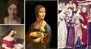 LES FEMMES CÉLÈBRES DE MILAN @ Castello Sforzesco
