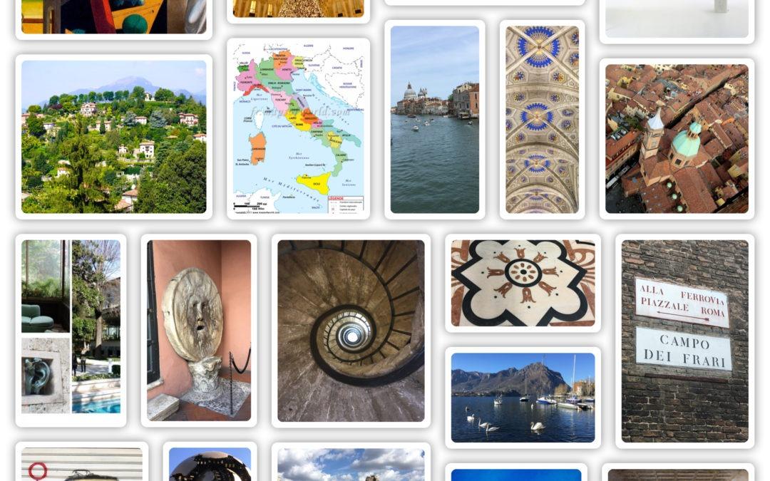 L'Italie Virtuellement du 5 mai