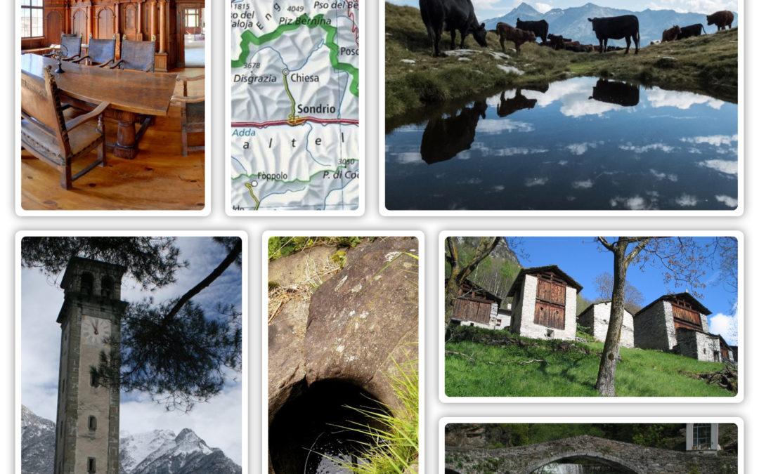 La Lombardie hors des sentiers battus : La Valteline