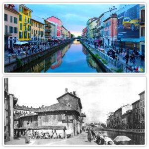 DÉCOUVERTE D'UN QUARTIER: Les Navigli. COMPLET @ Basilique de Saint Eustorgio Milan