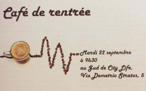 Café de rentrée @ GUD City Life