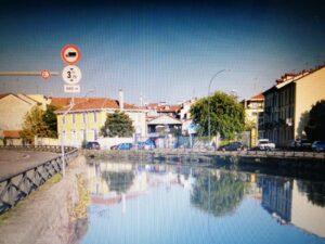 Bol d'air urbain @ Rv metro Porta genova