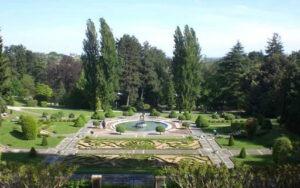 Parc Villa Toeplitz, Varèse