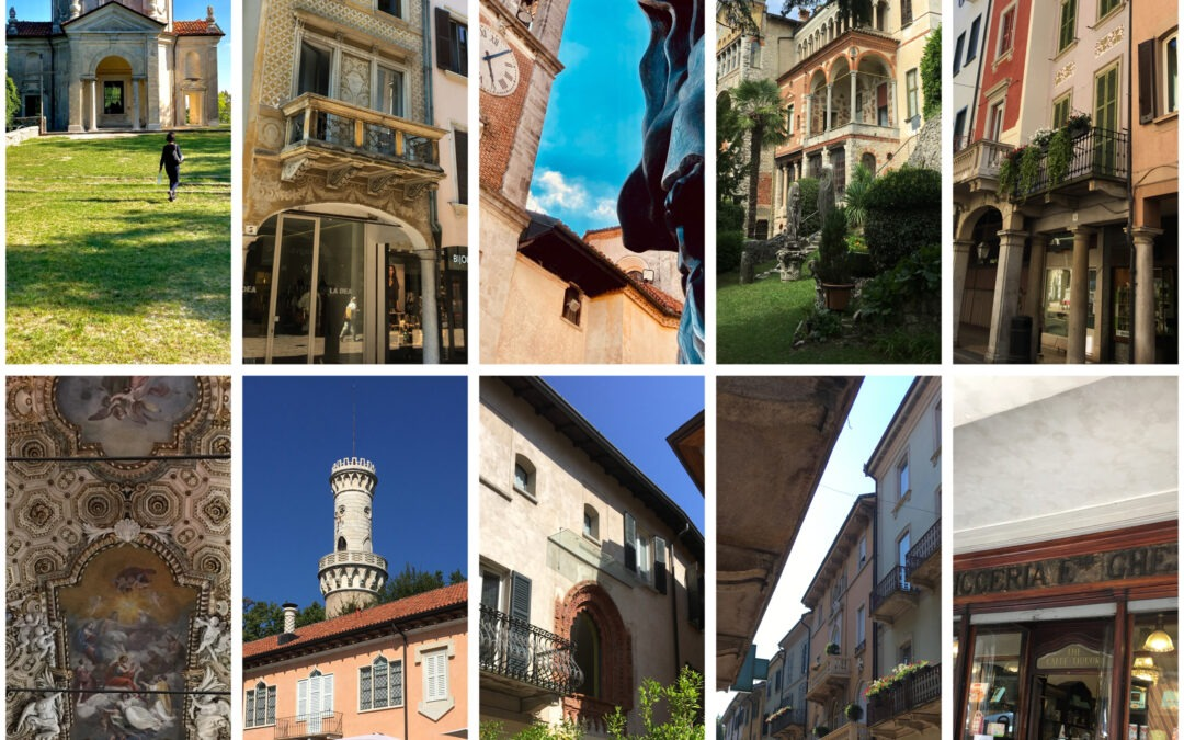 La Lombardie hors des sentiers battus : Varèse, Citta'Giardino