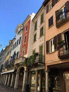 Centre-ville, Varèse