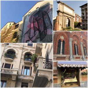 Les Flâneries de Milan Accueil : Porta Romana