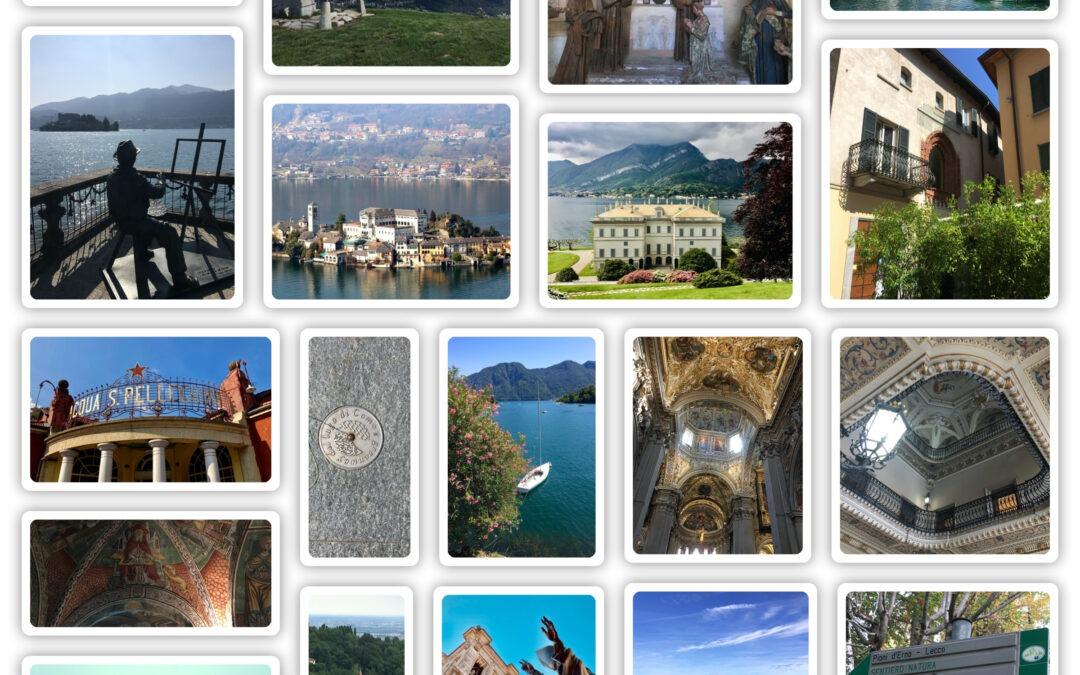 Lieux à visiter en Lombardie
