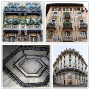 Les Joyaux du Liberty : Porta Venezia -COMPLET- @ Piazza Guglielmo Oberdan