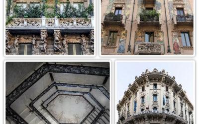 Retour en images : Les Joyaux du Liberty Porta Venezia